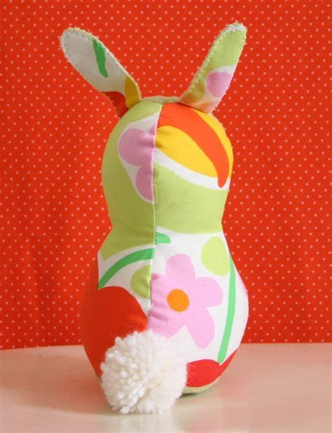 pattern sewing bunny wee wonderfuls