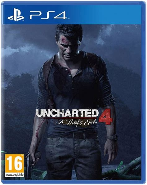Unchartes 4 A Thiefs End Ps4 bazar uncharted 4 a thiefs end ps4 cz gameshopeu cz