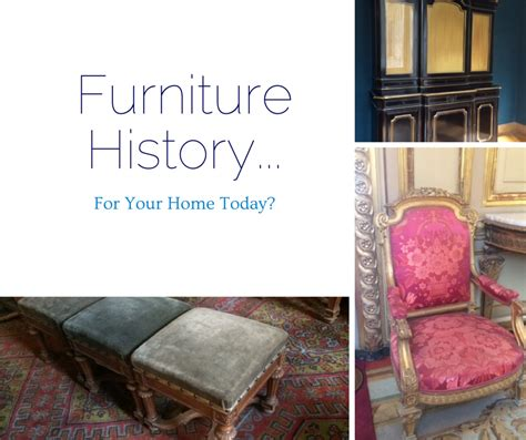 furniture history for your home today the interior