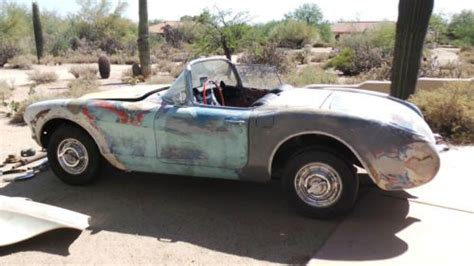 automobile air conditioning repair 1956 chevrolet corvette electronic throttle control purchase used 1956 corvette convertible with motor project car needs complete restoration 64 in