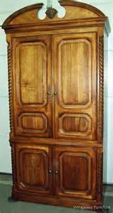 Hekman Armoire by 5909 Hekman Furniture Armoire Rarely Used