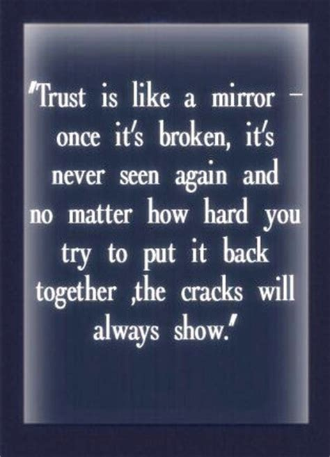 putting it together again when it s all fallen apart 7 principles for rebuilding your books trust quotes