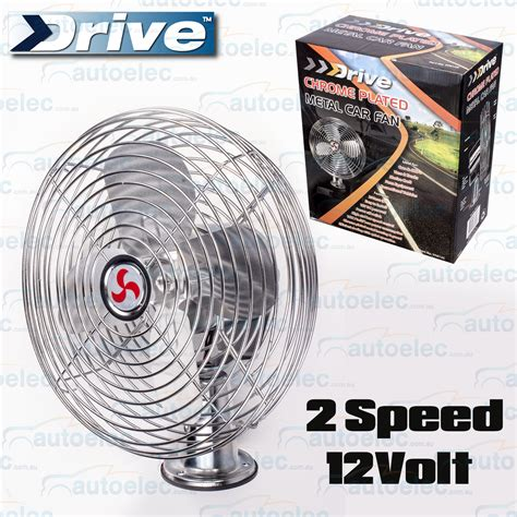 Cooling Fan Black Hi Lo drive 8 quot car air cooling fan with 12v volt hi lo switch