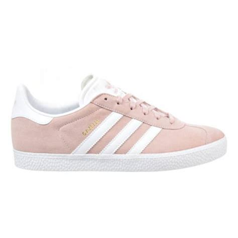 adidas gazelle j big shoes pink gold white by9544 kixify marketplace