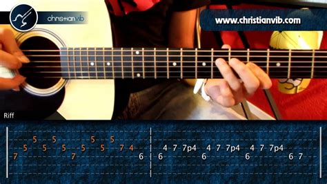 tutorial le guitar c 243 mo tocar quot a dios le pido quot de juanes en guitarra ac 250 stica