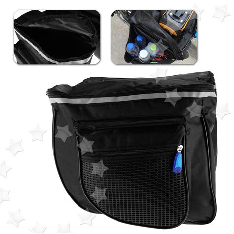 attach seat bike bag pannier bag for bike bicycle cycling seat side