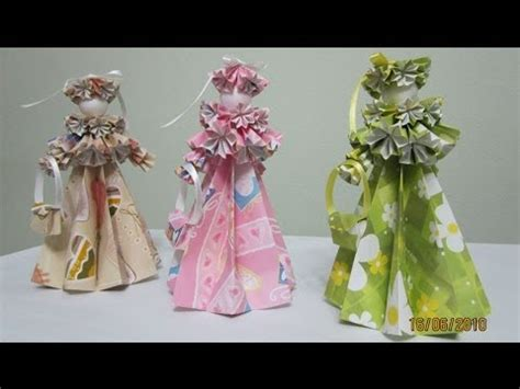 How To Make A 3d Paper Doll - tutorial how to make 3 d paper doll edwardian