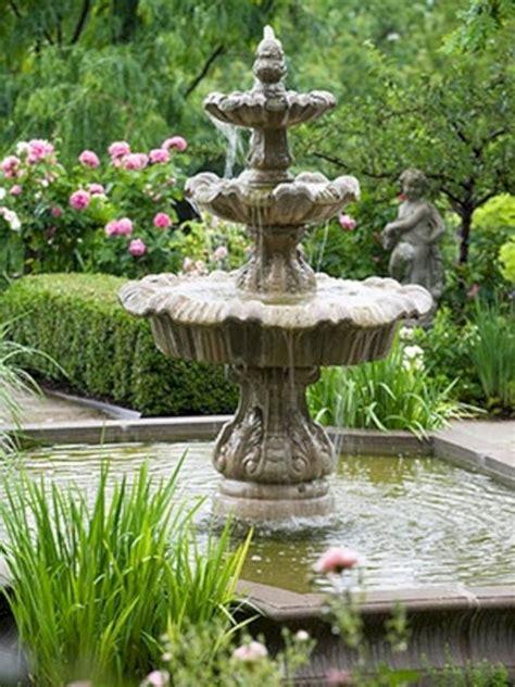 Garden Fountains Ideas Garden Water Fountains Idea Garden Water Fountains Idea Design Ideas And Photos
