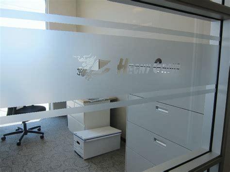 Glass Door Vinyl Decals Custom Etched Vinyl Window Decals Carson Ca