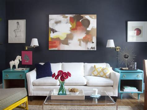 diy livingroom a painter s small diy condo design hgtv