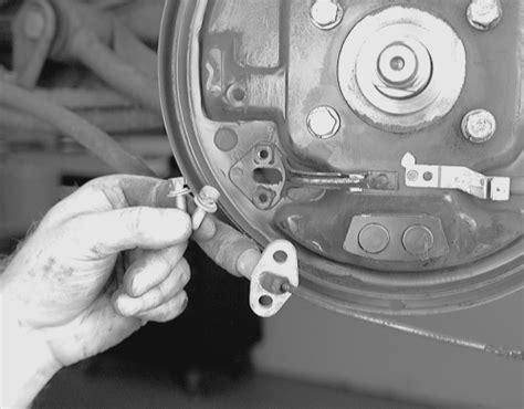 repair anti lock braking 1993 lexus es parking system repair guides parking brake cable s autozone com