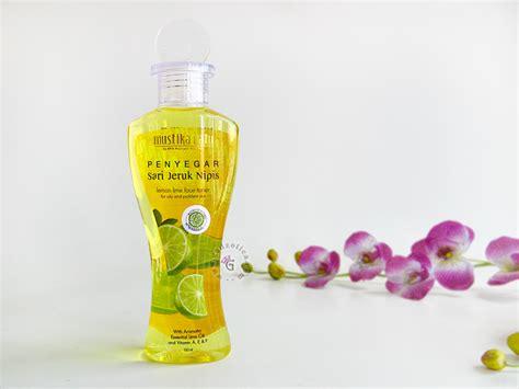 Laris Botol Toner Ratu mustika ratu penyegar sari jeruk nipis review gadzotica