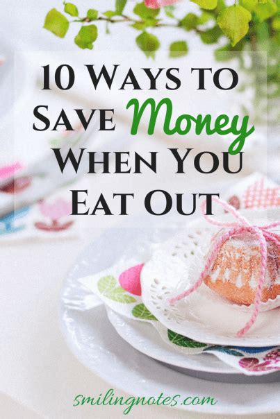 10 Ways To Youre So La by How We Save Money When Out How You Can