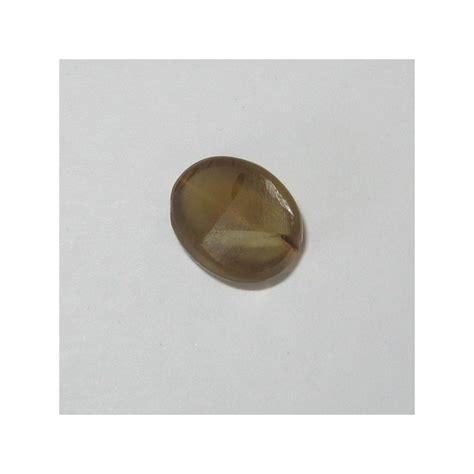 Cats Eye Sillimanite 374 Cts batu mulia cat eye sillimanite greenish yellow 4 80 cts