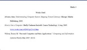Research Paper Work Cited by Word In The Lab 2 1