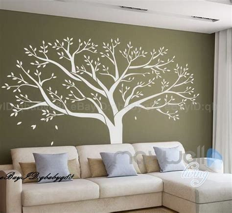 home decor stickers wall giant family tree wall sticker vinyl art home decals room