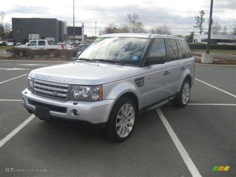 range rover silver interior 2006 land rover range rover sport silver 200 interior