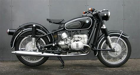 Bmw R50 Bmw S 1960s R50 2 More Munich Than Monterey