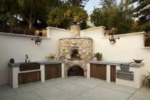 Dans Backyard Bbq Cuisine Ext 233 Rieure 6 Am 233 Nagements Pour L Et 233 Deco Cool