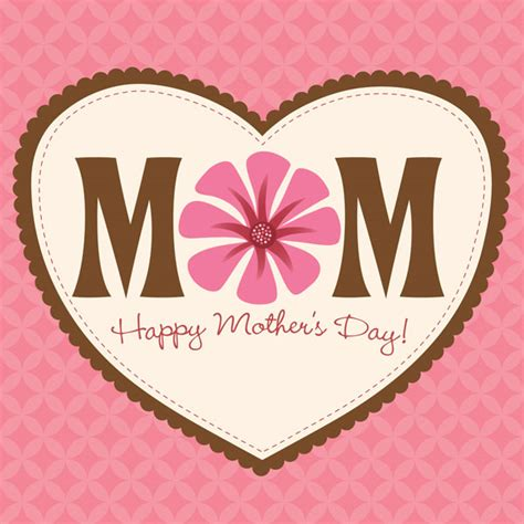 mom day happy mother s day 2013 beautiful cards vector images