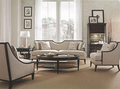 harper ivory living room set  art coleman furniture