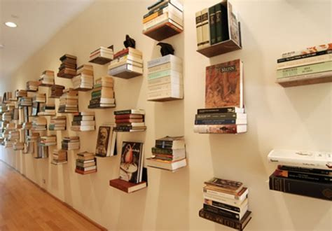 interesting book shelves ideas for your interior modern
