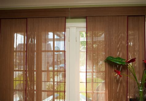Patio Door Valances Bay Window Treatment Ideas Window Window Treatments For Patio Slider Doors
