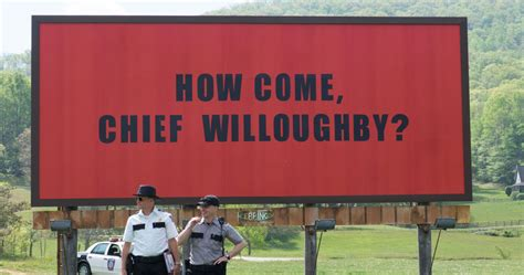 Burma Shave Meme - behind the three billboards in three billboards