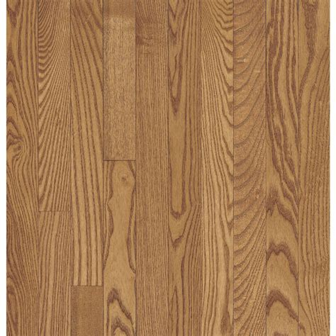Prefinished Oak Hardwood Flooring Shop Bruce America S Best Choice 5 In W Prefinished Oak Hardwood Flooring Butterscotch At