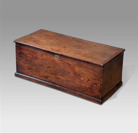 antique elm chest elm trunk elm coffer antiques uk