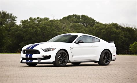 Ford Mustang Shelby Gt350 by Ford Mustang Shelby Gt350 Signed By George W Bush Helps