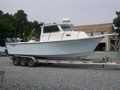 parker boats 2820 xl sport cabin parker 2820 xl sport cabin sea trial boats
