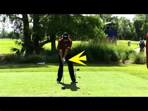 jason dufner swing sequence dufner s tee on no 10 in round 3 of zurich classic youtube