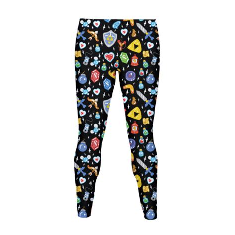 design by humans leggings zelda items pattern women s leggings human