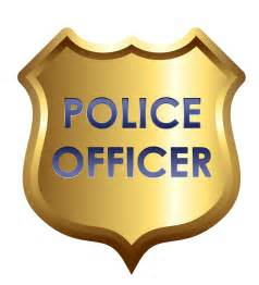 free printable police badge template clipart best