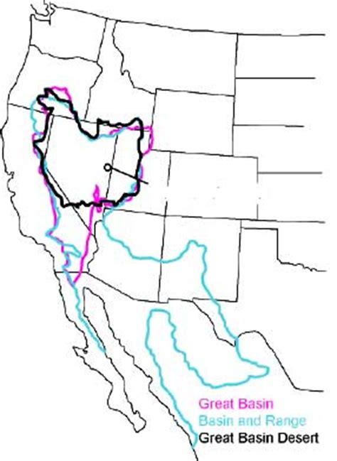 great basin usa map the great basin great basin national park u s national
