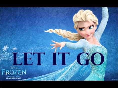 frozen film and songs what the disney frozen song let it go means to me