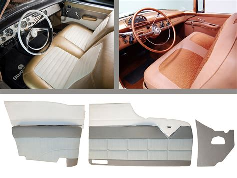 auto upholstery kits lebaron bonney releases automotive restoration interior kits