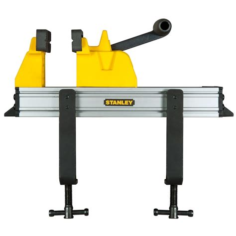 bench vise bunnings stanley quick cl vice bunnings warehouse