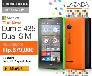 Microsoft Lumia 435 Lazada New Microsoft Lumia 435 Dual Sim