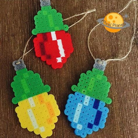 bead ornament patterns best 25 hama ideas on perler