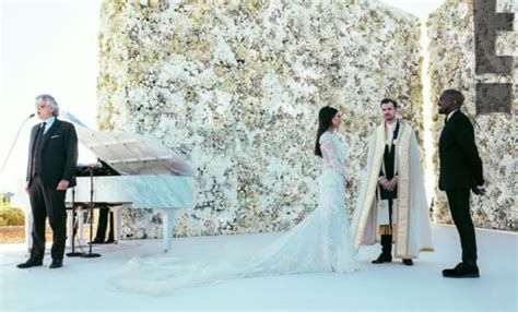 kanye west wedding new photos released from and kanye s wedding photos