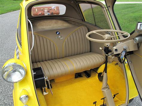 Isetta Interior by Car Picker Bmw Isetta Interior Images