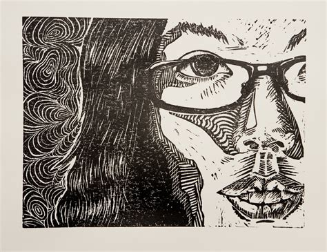 relief print honors relief printmaking class a success usfcam