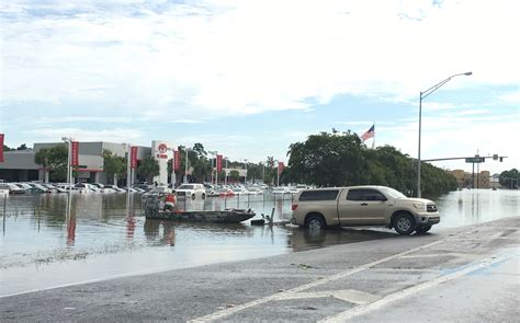 Jeep Dealership Baton La Column When News Of The Louisiana Flooding Got Personal