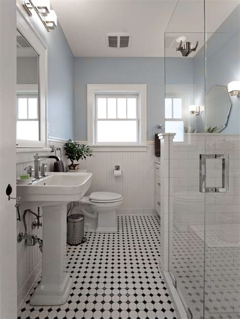 blue  white bathroom bathroom victorian  black