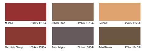 colour collections colours of australia