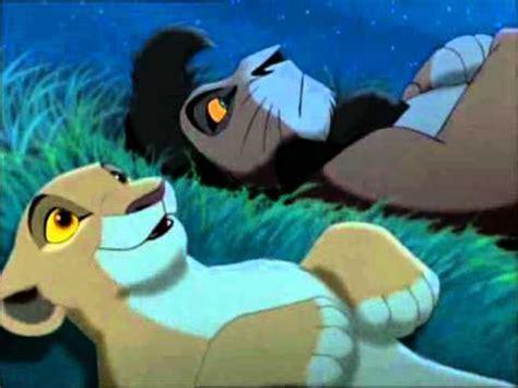 le roi lion film youtube le roi lion 2 nous sommes un kovu youtube