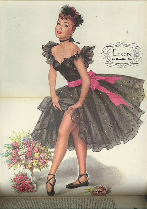 07 Dress Benhur Flow esquire ben hur baz pin up bullfight sox joe mc carthy danny kaye 4 1948