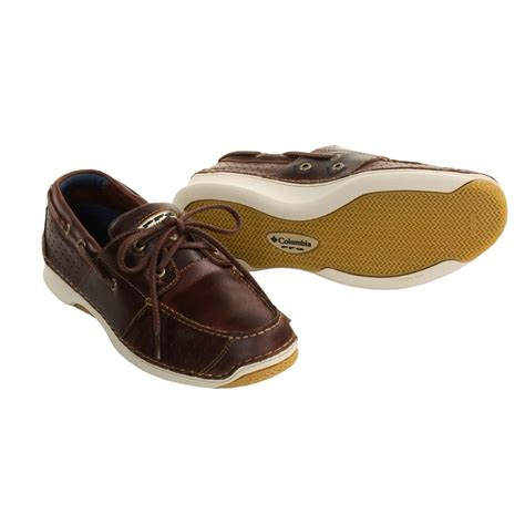 columbia boat shoes columbia footwear pfg redfish boat shoes for 1744h